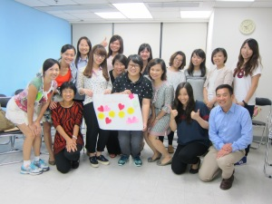 MAT-Art Therapy Clinical Experience in Taiwan-Pic4